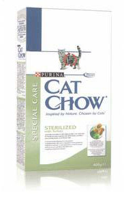 Cat Chow ��� �������������� ����� (Special Care - Sterilised)