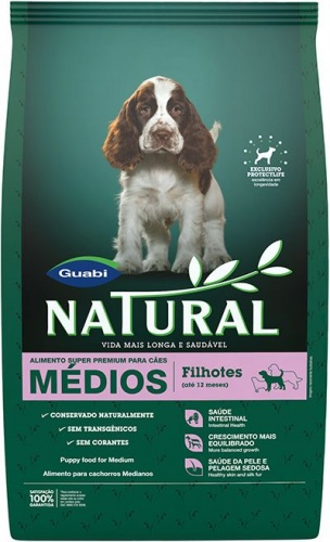 Guabi Natural Puppies Medium Breeds ��� ������ ������� �����