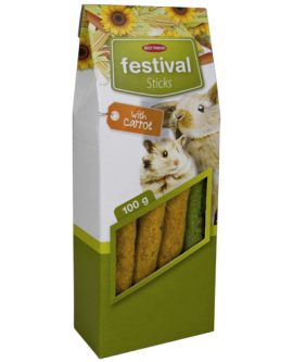 BF Festival Rodent Sticks with carrot ��������� ����� ��������� ������� ��������� ��� ��������
