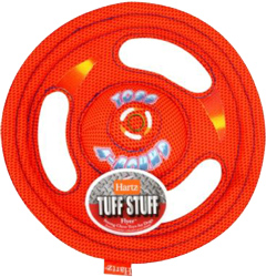 Hartz Tuff Stuff Flyer™Dog Toy Летающий диск