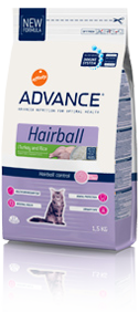 Advance Affinity  Cat  HAIRBALL ����� ���� �/����� ��� ��������� ������ �� ���