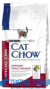 Cat Chow Urinary Tract Health ��� ������������ ����������� ������������� ����� � �������� �����