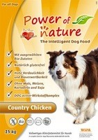 Power of Nature Country Chicken Dog «Деревенская курятина»