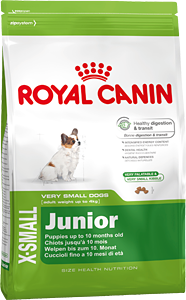 Royal Canin X-Small Junior ��� ������ ���������� �����
