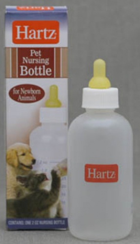 HARTZ HEALTH MEASURES NURSING BOTTLE FOR KITTENS AND PUPPIES ��������� � ������ ��� ����� � ������