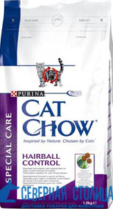 Cat Chow ��� ��������� ������ �� ������� (Special Care Hairball)