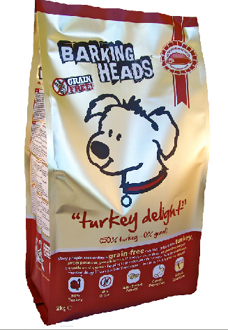 Barking heads Turkey Delight Grain Free ������������ ������� ����������� ���� ��� ����� ���� ����� �� �������