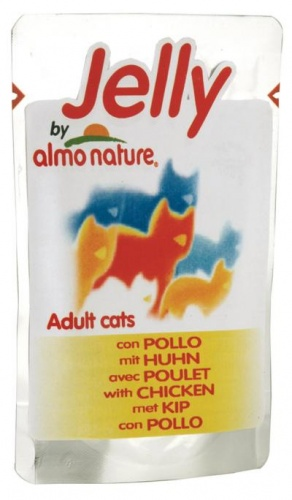 Almo Nature ����� ��� ����� (Jelly Cat)