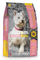 Nutram sound small breed adult dog s7- сухой корм для собак мелких пород