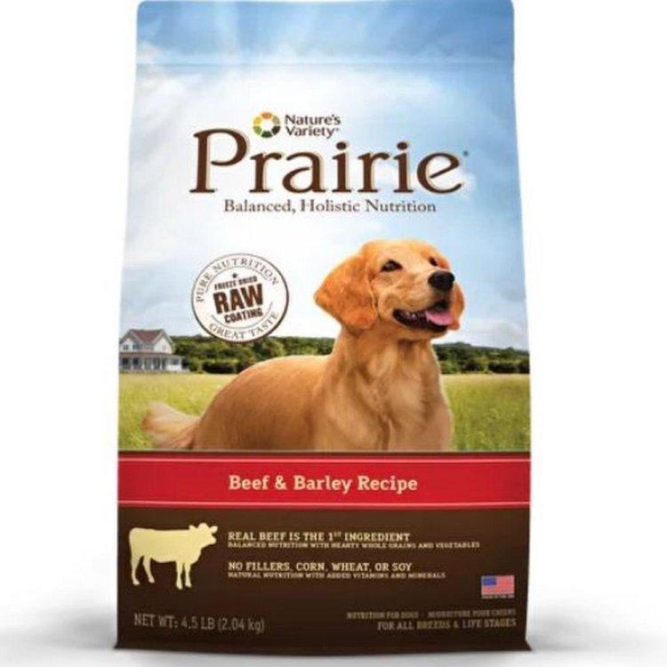 PRAIRIE (Прейри) сухой корм для собак говядина и ячмень