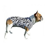 Medical Pet Shirt, ZEBRA - Функциональная попона для собак