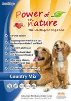 Power of nature формула для собак «country mix»