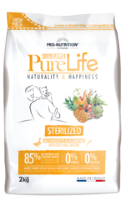 Flatazor PURE LIFE Sterilized для кошек