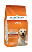 Arden grange adult dog senior chicken & rice для собак преклонного возраста