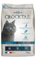 Flatazor CROCKTAIL STERILISE et/ou LIGHT (рыба) для кошек