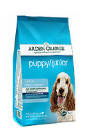 Arden grange puppy junior для щенков и молодых собак