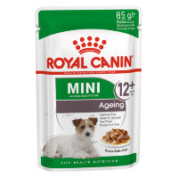 Royal Canin Mini ageing 12+ (соус)