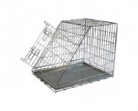 Papillon Клетка металлическая с уклоном (Wire cage with slope side)