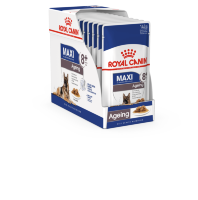 Royal Canin maxi ageing 8+ (соус)