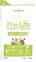 Flatazor pure life light sterilized (утка  бел.рыба)