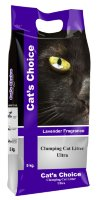 Indian Cat Litter Cat's Choice Lavender наполнитель