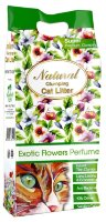 Indian Cat Litter Natural Exotic Flowers наполнитель