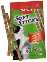 "Sanal ""soft sticks"" 3х10гр. палочки"