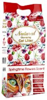 Indian Cat Litter Natural Springtime Flowers наполнитель